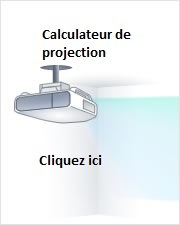 Calculateur de projection