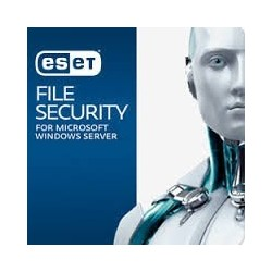 ESET FILE SECURITY...