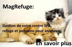 Logiciel de gestion d'un centre animalier refuge, pension, SPA