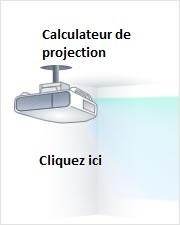 Calculateur de projection