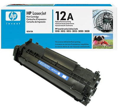 Toners lasers HP